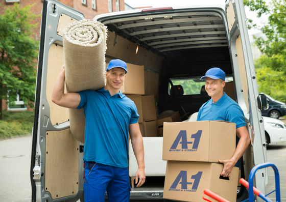 A-1 Moving & Storage is ready to serve all your moving needs in Jupiter.
